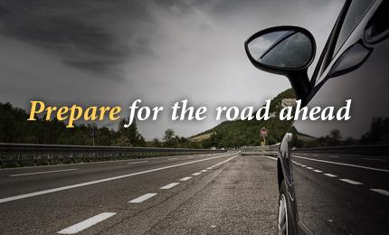 prepare for the road ahead