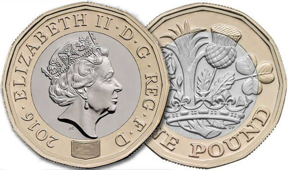 Welcome to the new 12-sided 1GBP coin
